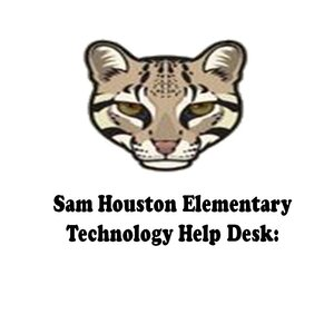 sam houston elementary technology help desk